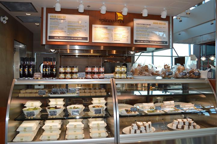 Restaurants Near Victoria International Airport British Columbia