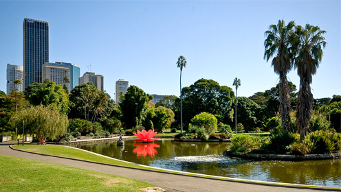 Trip Guide For Royal Botanic Garden Travel Places 24x7