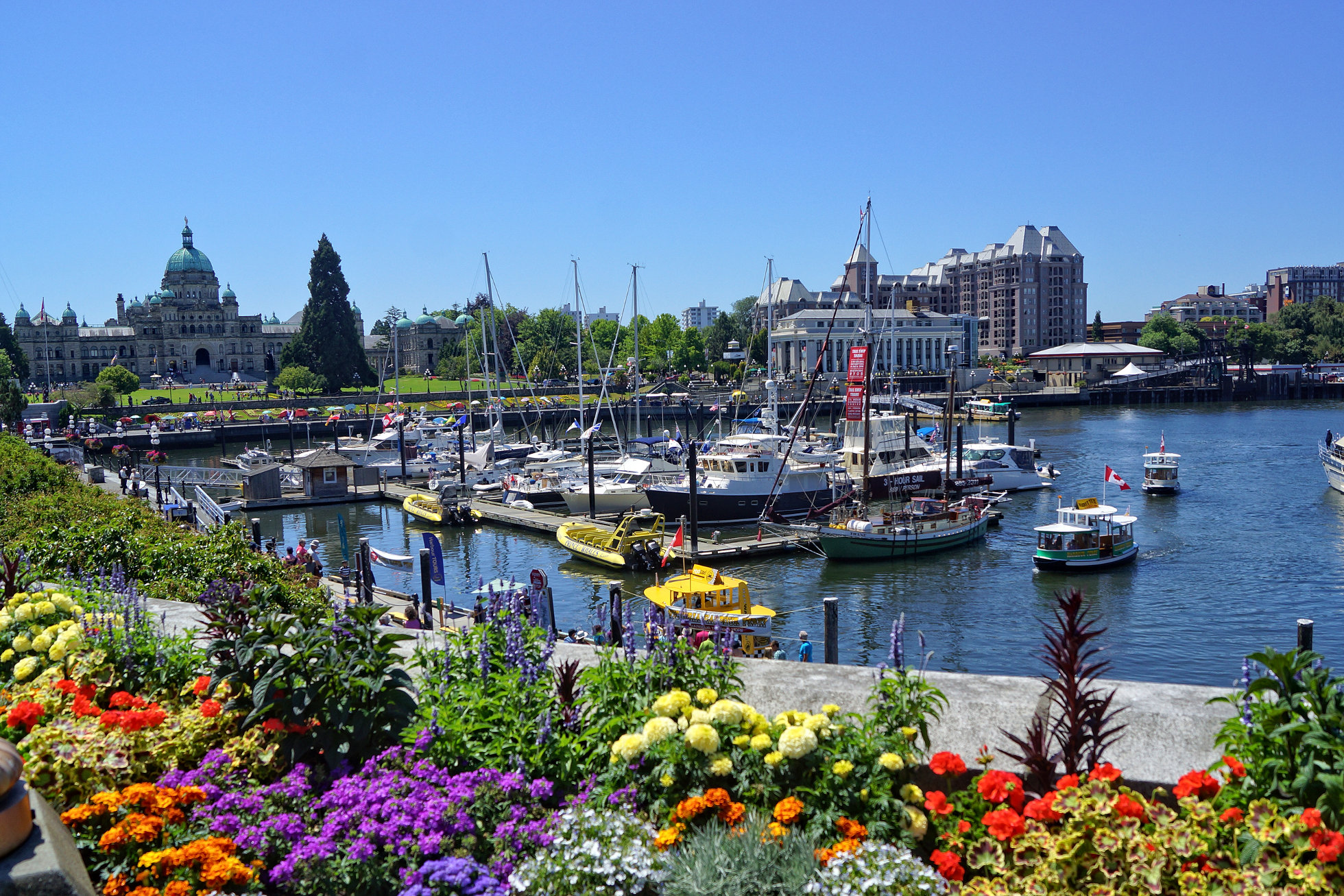 Hotels In Victoria Bc Harbour