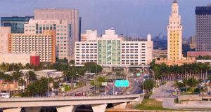 Visit in Miami