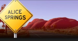 Top Points of Interest in Alice Springs