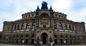 Visit In Dresden